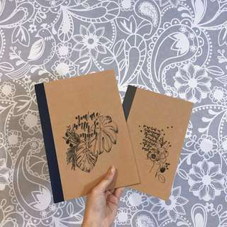customized/customizable notebooks