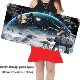 STAR WARS - The Empire Strikes Back Mousepad