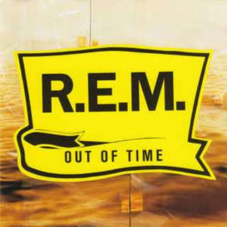 R.E.M. Out Of Time cd