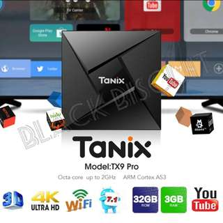 Android Box TV TX9 PRO 3GB RAM 32GB ROM