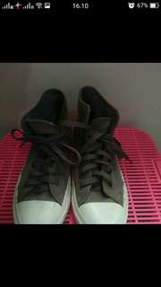 Converse Chuck Taylor II Grey Uk.37 Original
