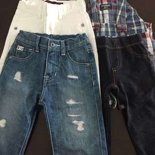 Assorted Pants for Boys