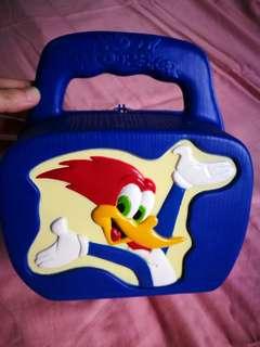 Woody Woodpecker Lunch Box