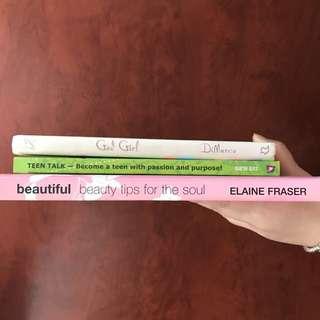 Teenage Christian Books