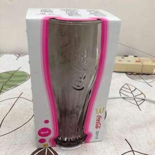 絶版Coca Cola 可口可樂玻璃杯
