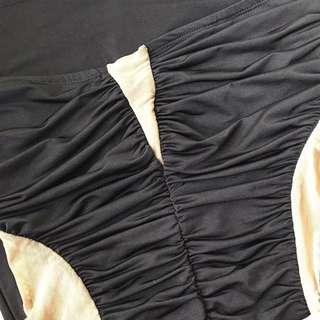 PRP: Small Black Dress w Mesh Detail