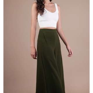 The Tinsel Rack Penny Wide Leg Pants