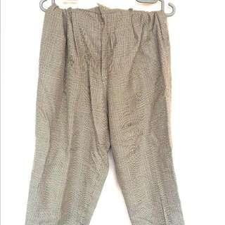 [FLASH SALE!] Square Long Trouser