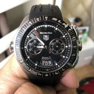 Tag heuer Mercedes Benz  limited edition