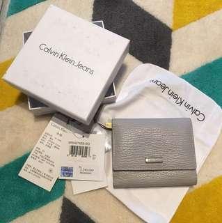 Calvin Klein Jeans Grey Wallet