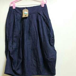 bluedeer球型裙