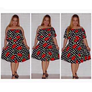 3 Way Plus Size Dress