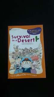 Survival Comic: Desert (1 volume)
