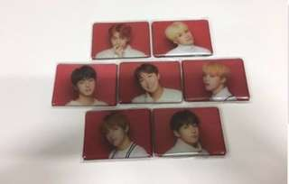 BTS × 109 POP UP STORE BTS XMAS GOODS [MAGNET] + GIFT