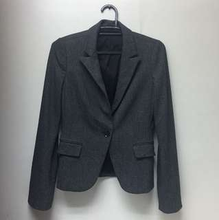 Charcoal Corporate Blazer