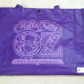 [BN] hello kitty land of Oz recycling bag