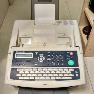 📠📠📠Panasonic Laserjet Fax Machine-鐳射傳真機