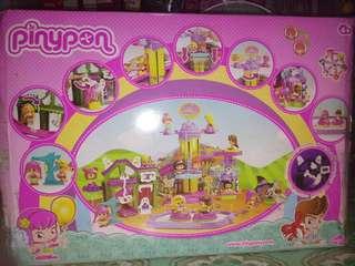 Pinypon carnival set