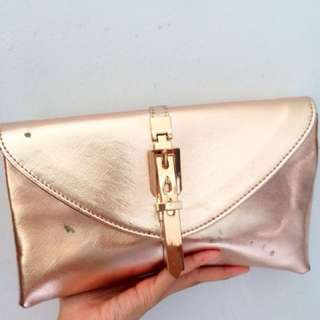 Fladeo slingbag & clutch bag