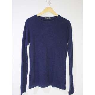 Repriced! Jewels Dark Blue Sweater