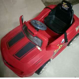 Cheverolet Battery operated car