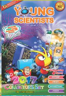 BN 2017 Young Scientists Level 3