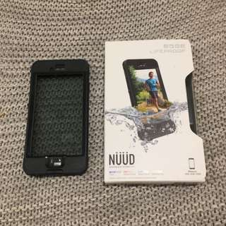 iPhone 6s LIFEPROOF NUUD Case
