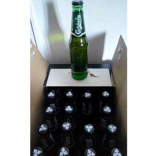 Carlsberg 樽裝嘉士伯啤酒 330ml $5枝