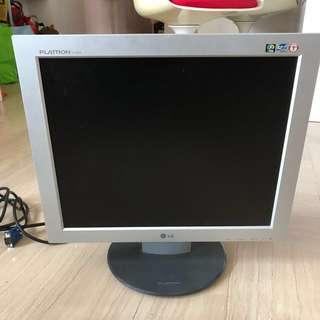 LG Flatron monitor L1730S