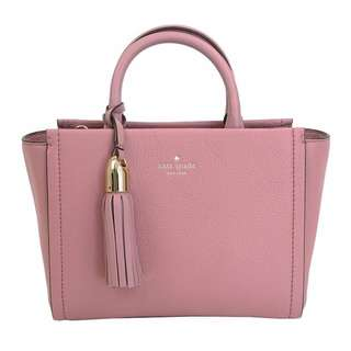 💯 Authentic Kate Spade Small Rorie Wickham Place In Dusty Peony