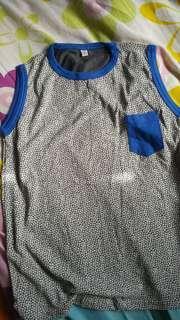 New kids tshirt n singlet