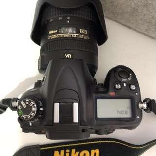 Nikon D7000 99% new