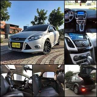 🔝2012 Ford Focus 2.0 5門【柴油】🔝
