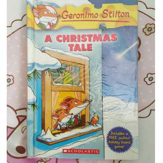 Geronimo Stilton Special Book - A Christmas Tale
