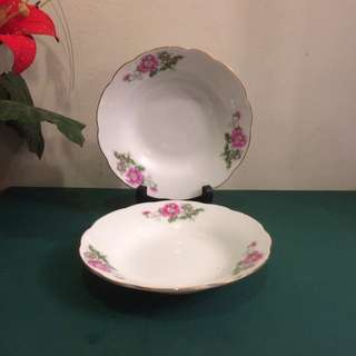 Vintage small plates