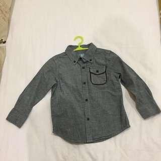 Gap shirt age 3