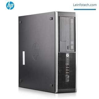 HP Elite 8300 SFF PC Desktop Core i7-3770s 3rd Gen 4GB RAM 500GB HDD Win Pro