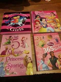 Kids Book 4 pcs in combo