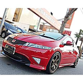 桃園出售 07 HONDA CIVIC TYPE-R 實車實價 里程車況保證 市場稀有釋出 值得擁有 一代名駒