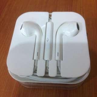 Headset iphone ori