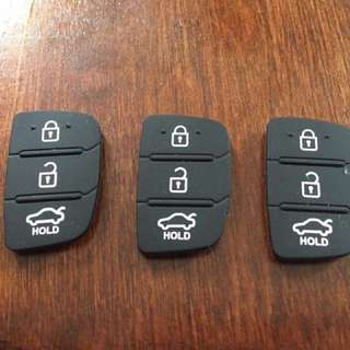 Hyundai Accent Remote Rubber Replacement