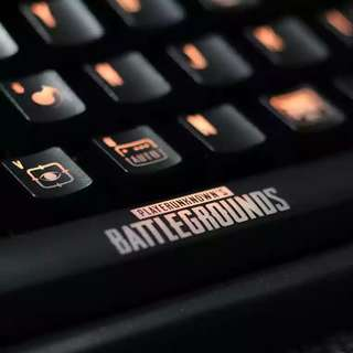 PUBG Keycaps 108 Key Set
