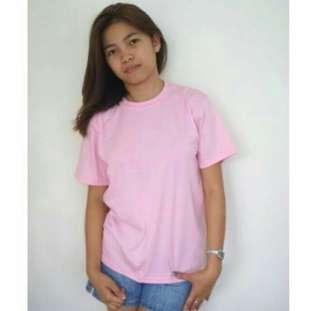 Light Pink Tshirt UNISEX