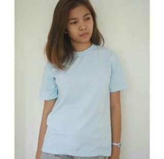 Light blue Tshirt UNISEX