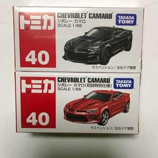 Takara Tomy No.40 Chevrolet Camaro