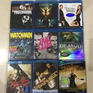 Brand new Blu-ray movies for sale