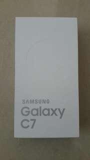 (送玻璃貼)Samsung C7 原裝行貨超新
