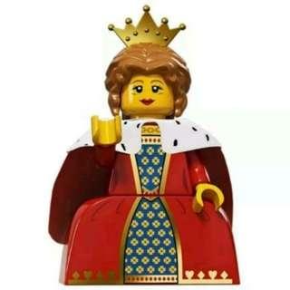Lego Minifigures Series 15 Queen