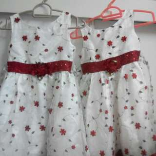 Girls Dress combo 4y&5y