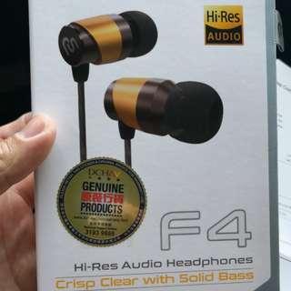 Prostereo F4 Hi-Res Audio